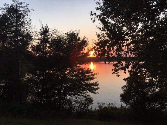 Sundridge, Canada: Sunset