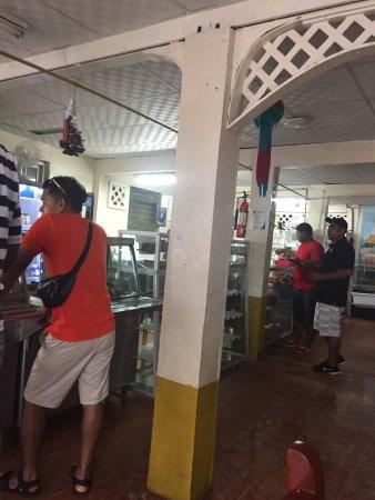 Hotel Don Chicho: Si quieres comer un buen desayuno en bocas en un lugar no Muy lleno y de excelente servicio rest