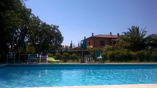 Gavorrano, Italien: Piscina Agritusmo
