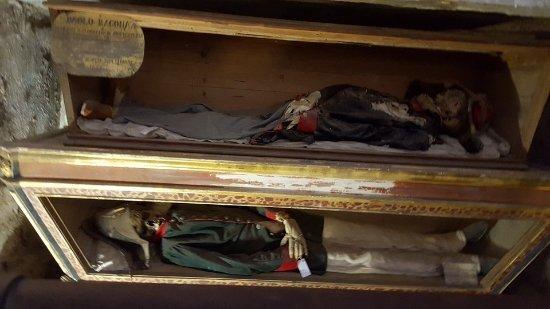 Kapuzinergruft von Palermo (Le Catacombe dei Cappuccini): Catacombe dei cappuccini