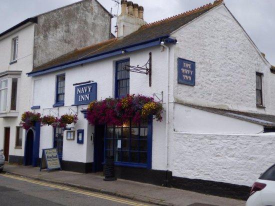 The Navy Inn: Das Navy Inn von aussen