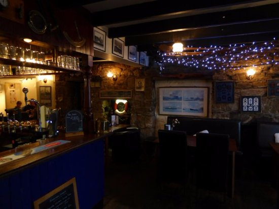 The Navy Inn: Sehr angenehme Ambience