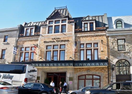 Hotel Manoir Victoria Bild