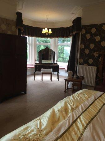 Knock Castle Hotel & Spa: Lodge room