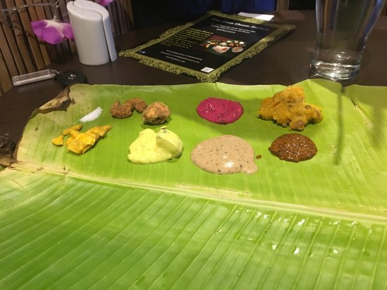 livedosa excellent food i am a regular and had the onam