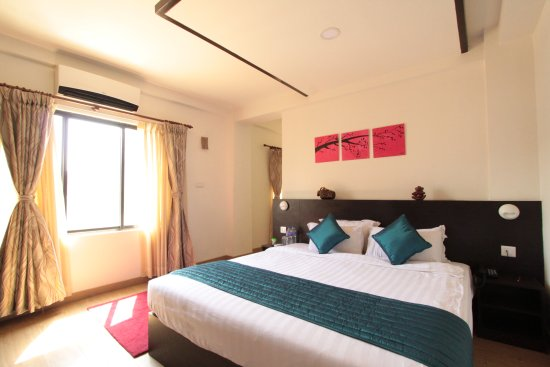 Gaju Suite Hotel: Interiors