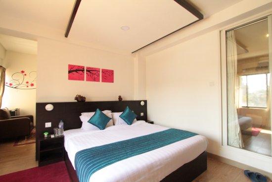 Gaju Suite Hotel: Suite room