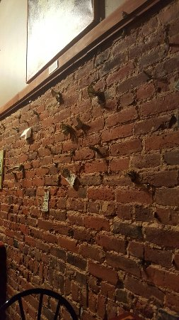 Anna, IL: The money wall?!  It goes to charity.....😉😉