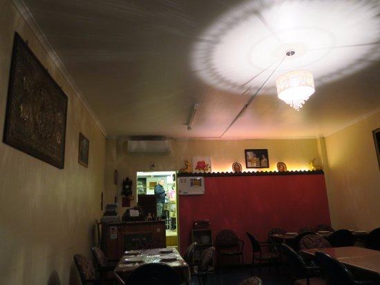 Bomaderry, Australia: 内部の様子