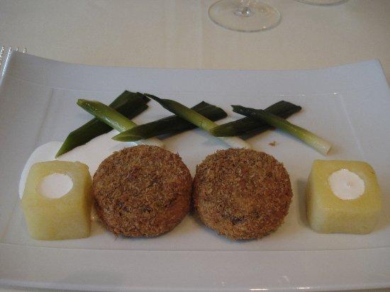 Ганшорен, Бельгия: Mignon de Veau au Champignons