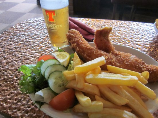 Sango Sands Oasis Restaurant And Bar Fish N Chips