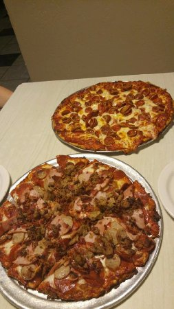 Pizza House: pizza