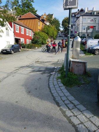 Sykkelheisen Trampe