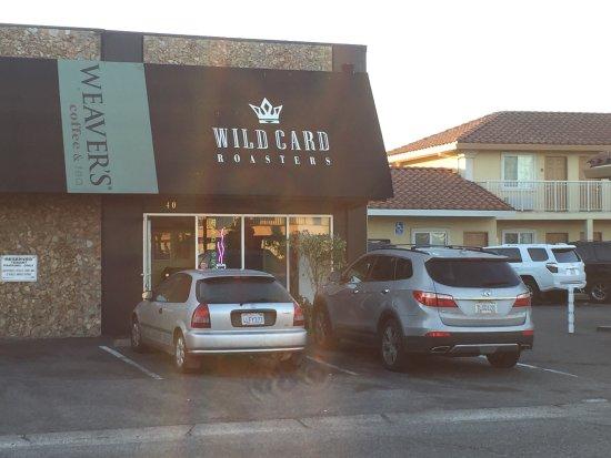 San Rafael, CA: Weaver's Coffee