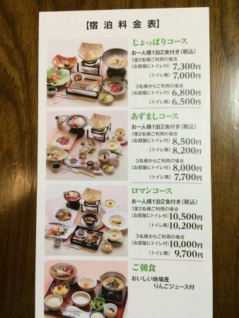 Tsugaru, Giappone: プラン