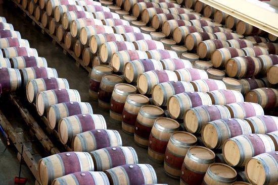 Haro, Spagna: barrels