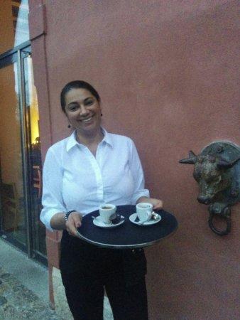 Buren an der Aare, سويسرا: Frau Rothen, unübertroffen gastlich