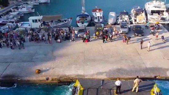 Irakleia, Grecia: Ηρακλειά λιμάνι