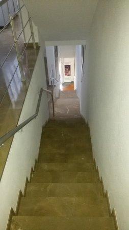 Hotel Molinos: scala accesso alle camere
