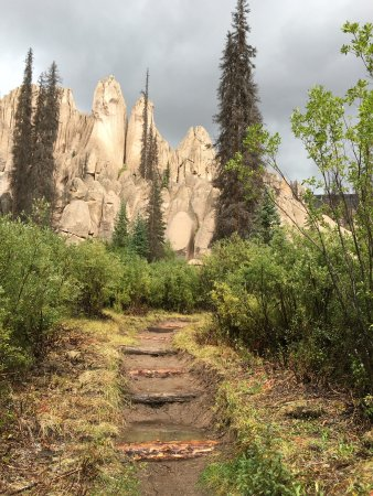 Creede, CO: This was at the end of the trail