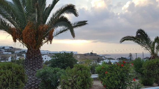 Andronikos Hotel: 20160906_191327_large.jpg