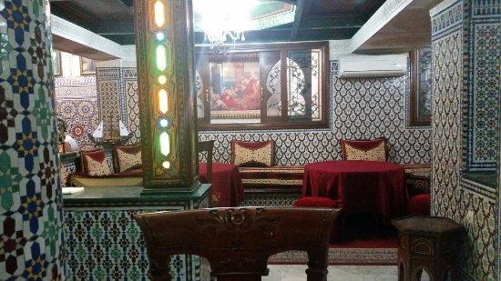 Moroccan House Hotel Casablanca: 20160918_094443_large.jpg