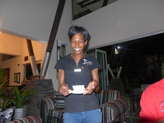 Komatipoort, Güney Afrika: Friendly service