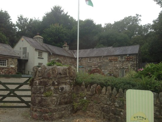 Haverfordwest, UK: Nant y Coy Mill