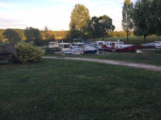Haute-Saone, Francja: Superbe halte, calme et accueil au top !