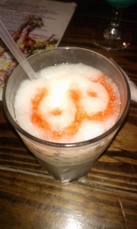 Surfer's Cafe: Boob coctail!!