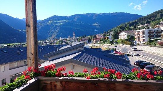 Malles Venosta, İtalya: Ausblick aus DZ 209