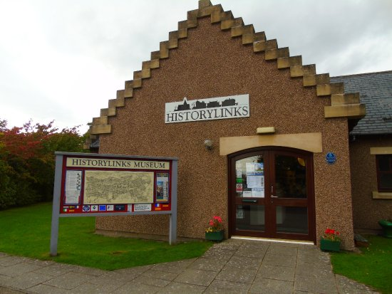 ‪‪Dornoch‬, UK: Museum entrance‬
