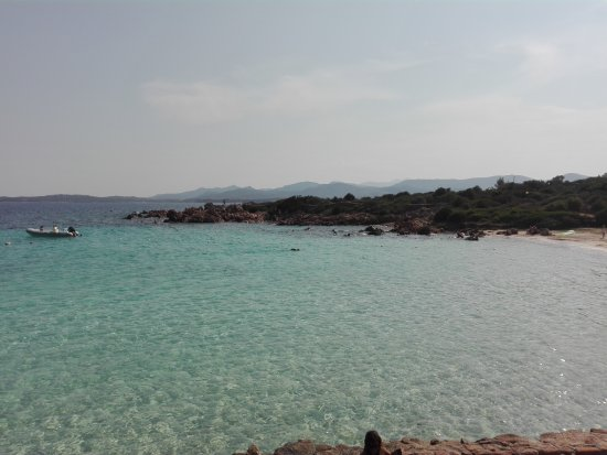 Murta Maria, Itália: Cala del dottore