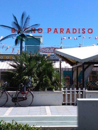 Bagno Paradiso Porto Garibaldi Restaurantanmeldelser