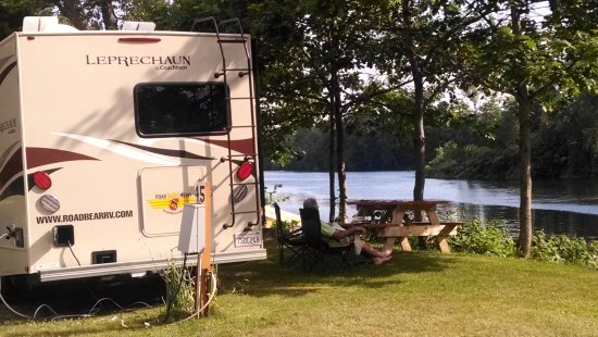 Skowhegan, Μέιν: Enjoy the view and relax