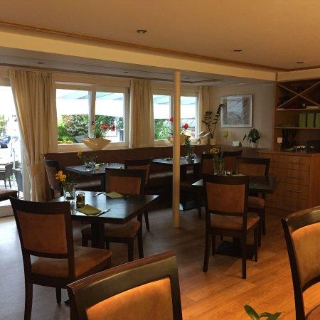 Lindenberger Hof: Restaurant/bar