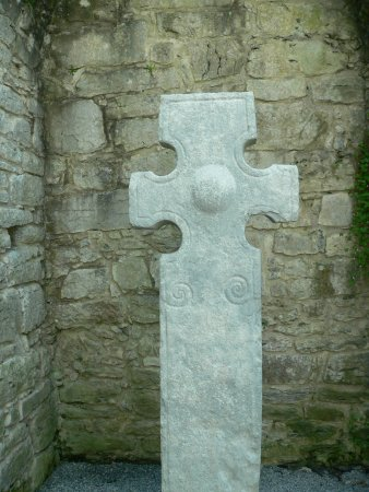 Kilfenora, Irland: Celtic Cross
