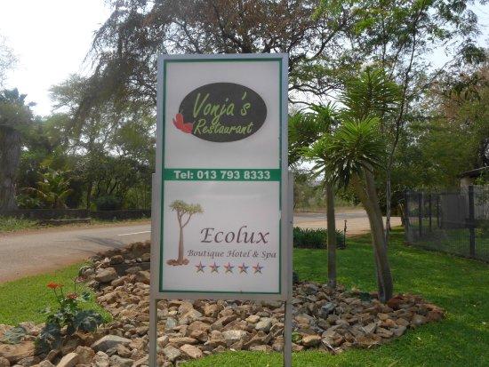 Коматипоорт, Южная Африка: Ecolux