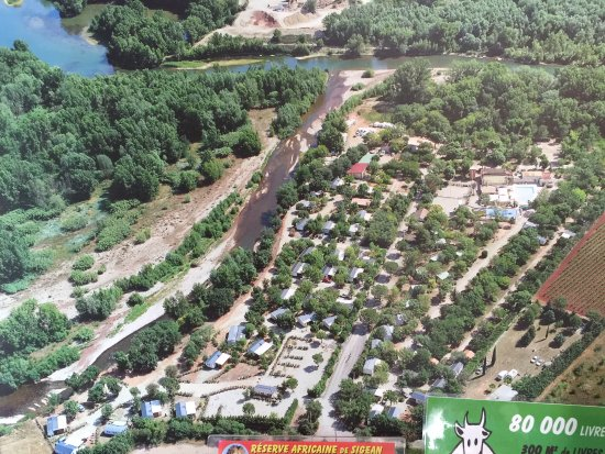 Canet, France : Camping totaal