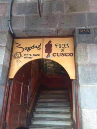 Faces of Cusco