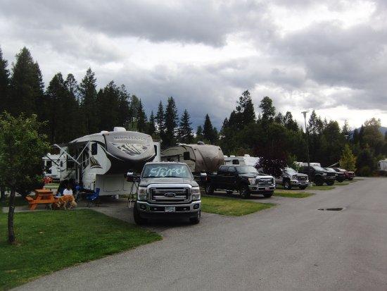 Fairmont Hot Springs, Canada : Fairmont Hotspring RV Resort