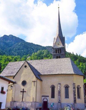 Chiesa di Santa Maria Maddalena - Rocca Pietore