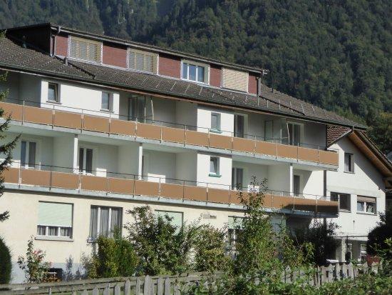 Boenigen, Suíça: the side lake view rooms