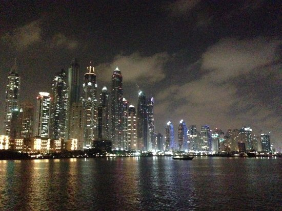 Alexandra Dhow Cruise Dubai Marina: View