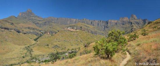 KwaZulu-Natal, Republika Południowej Afryki: Royal Natal NP Amphitheater