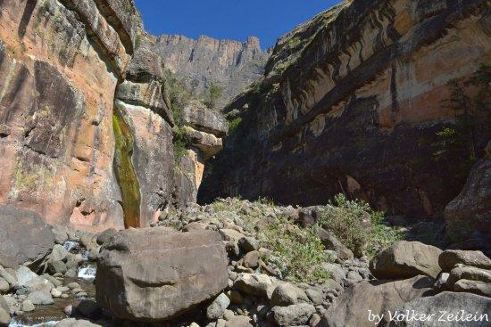 KwaZulu-Natal, Republika Południowej Afryki: Tugela Schlucht