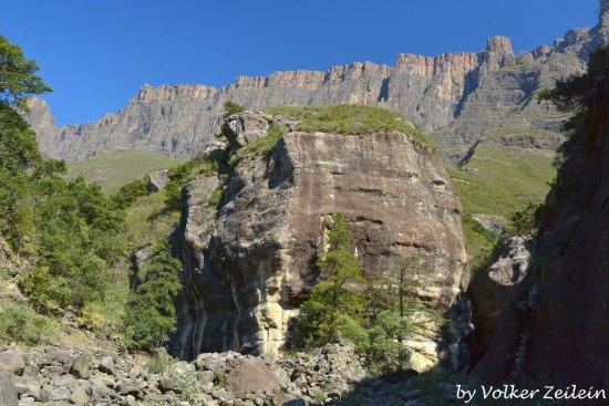 KwaZulu-Natal, Sudáfrica: Tugela Schlucht