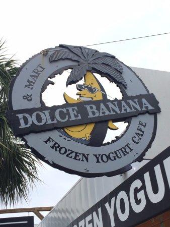 Dolce Banana Cafe Folly Beach Sc