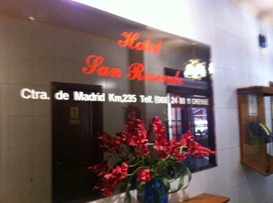 Hotel Restaurante San Rosendo