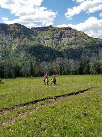 Big Timber, MT: Pack trip 2016